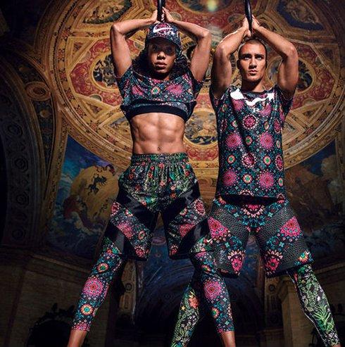 Дизайнер Рикардо Тиши выпустит линию тренировочной одежды вместе с Nike