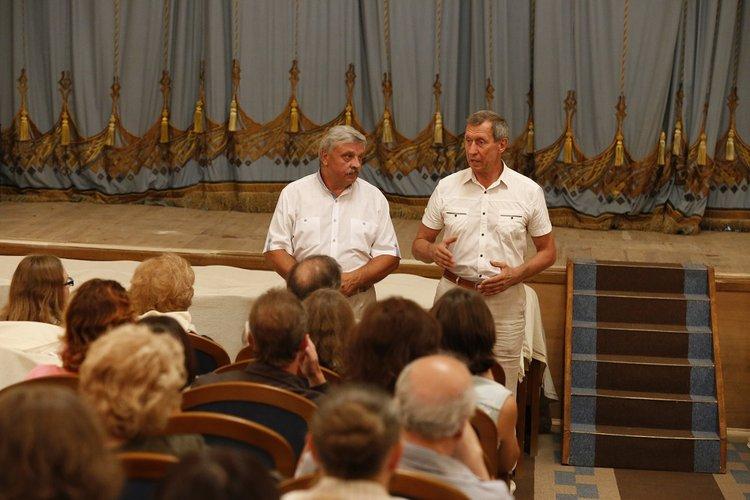Нижегородский театр драмы представит премьеру «Брачный договор» 14сентября