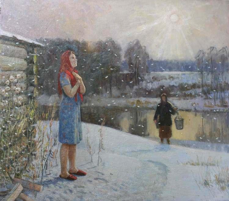 Картины Александра Усватова покажут навыставке вНижнем Новгороде
